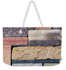 Order Of The Stone Weekender Tote Bag