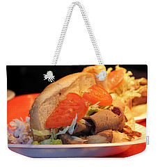 Order Up Weekender Tote Bag