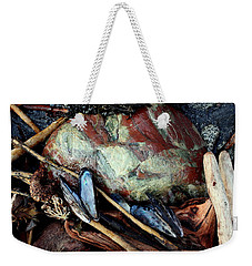 Oregon Beach Treasures #1 Weekender Tote Bag