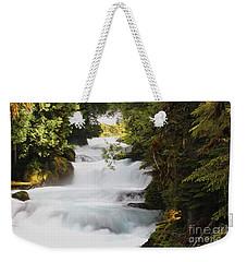 Oregon Cascade Weekender Tote Bag