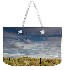 Oregon Clouds Weekender Tote Bag