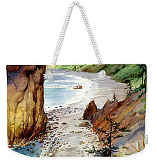 Oregon Coast #3 Weekender Tote Bag by John Norman Stewart