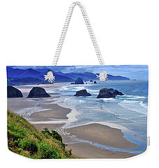 Oregon Coast Weekender Tote Bag by Scott Mahon