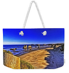 Oregon Coastal Beauty-2 Weekender Tote Bag by Nancy Marie Ricketts