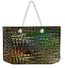 Weekender Tote Bag featuring the photograph Oregon by Diane E Berry