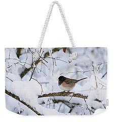 Oregon Junko In Snow Weekender Tote Bag