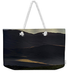 Weekender Tote Bag featuring the photograph Oregon Mountains 1 by Leland D Howard