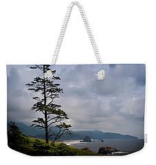 Oregon Ocean Vista Weekender Tote Bag
