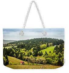 Oregon Wine Country Weekender Tote Bag