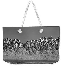 214878-organ Mountains Panorama     Weekender Tote Bag