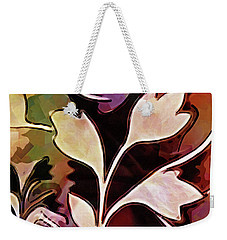 Organic Autumn Weekender Tote Bag