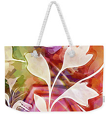Organic Colors Weekender Tote Bag