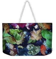 Organic Impressions 6 Weekender Tote Bag