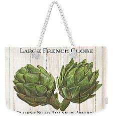 Organic Seed Packets 1 Weekender Tote Bag by Debbie DeWitt