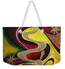 Organo Gold Weekender Tote Bag