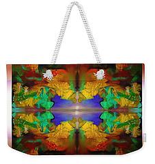 Oriental Gardens  Weekender Tote Bag