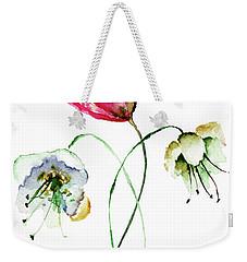 Original Summer Flowers Weekender Tote Bag