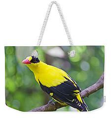 Oriole Wonder Weekender Tote Bag by Judy Kay