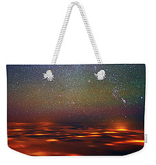Orion Rising Weekender Tote Bag