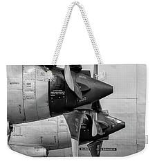 Orion's Thrust - 2017 Christopher Buff, Www.aviationbuff.com Weekender Tote Bag
