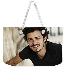 Orlando Bloom Weekender Tote Bag