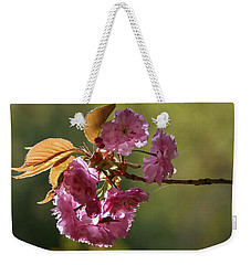 Ornamental Cherry Blossoms - Weekender Tote Bag