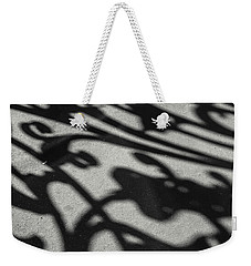 Ornate Shadows Weekender Tote Bag