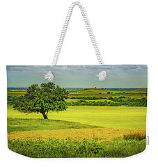 Weekender Tote Bag featuring the photograph Oroville Tree In Spring by Janis Knight