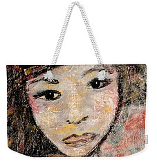 Orphan Weekender Tote Bag by Natalie Holland