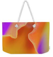 Orquidea Amarilla Weekender Tote Bag