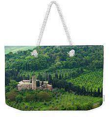 Orvieto Castle Weekender Tote Bag