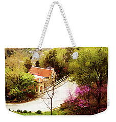 Osark Mountain Easter Weekender Tote Bag
