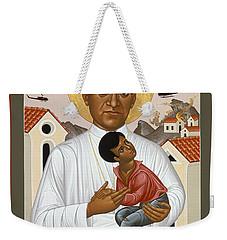 St. Oscar Romero Of El Salvado - Rlosr Weekender Tote Bag