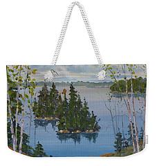 Osprey Island Study Weekender Tote Bag