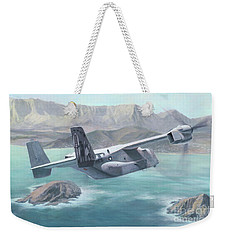 Osprey Over The Mokes Weekender Tote Bag