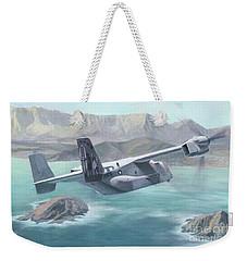 Osprey Over The Mokes Weekender Tote Bag