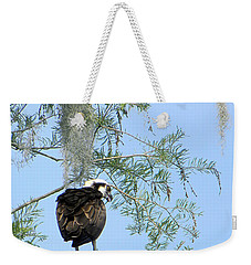 Osprey With A Fish Weekender Tote Bag