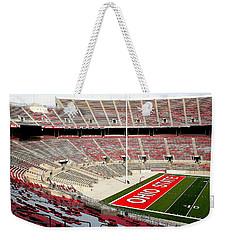 Osu Football Stadium Weekender Tote Bag