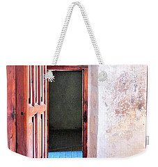 Other Side Weekender Tote Bag