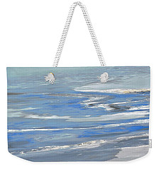 Ottawa River Abstract Weekender Tote Bag