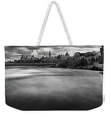 Ottawa Spring Flood Weekender Tote Bag