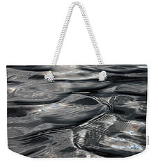 Otter Ripples Weekender Tote Bag