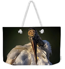 Ouch Weekender Tote Bag by Cyndy Doty