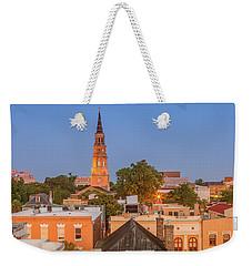 Our City Charleston Weekender Tote Bag