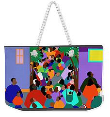 Our Community Weekender Tote Bag