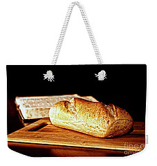 Our Daily Bread Weekender Tote Bag