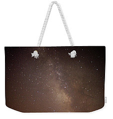 Weekender Tote Bag featuring the photograph Our Galaxy I by Carolina Liechtenstein