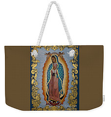 Our Lady Of Guadalupe - Lwlgl Weekender Tote Bag