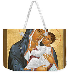 Our Lady Of Mount Carmel - Rlolc Weekender Tote Bag