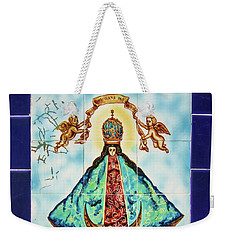 Our Lady Of San Juan IIi Weekender Tote Bag
